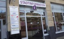 Stadtinformation Wesel