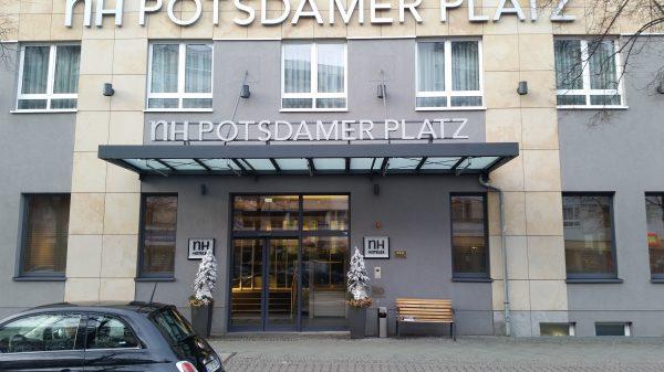Nh Hotel Berlin Telefonnummer