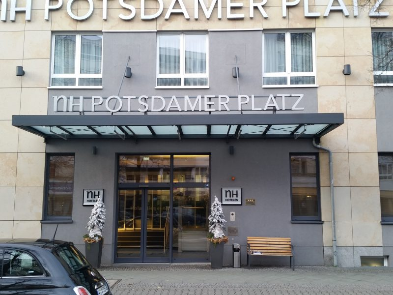 Zimmer Nh Hotel Berlin