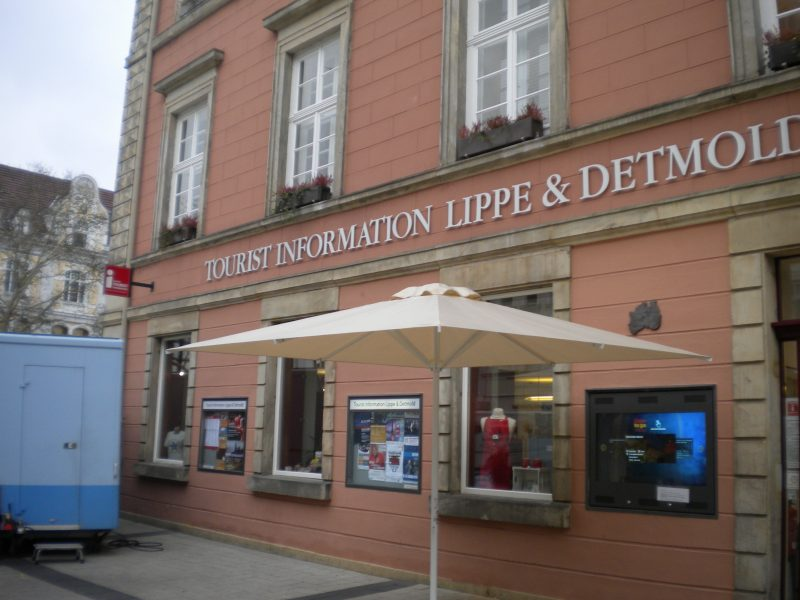 Tourist Information Lippe & Detmold - ©Randolph French