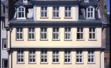 Goethe-Haus Frankfurt - ©David Hall