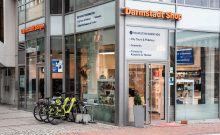 Darmstadt Shop Luisencenter - Touristinformation - ©Darmstadt Marketing