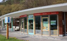 Tourist Information am Affolderner See
