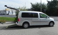 Paravan VW Caddy Maxi