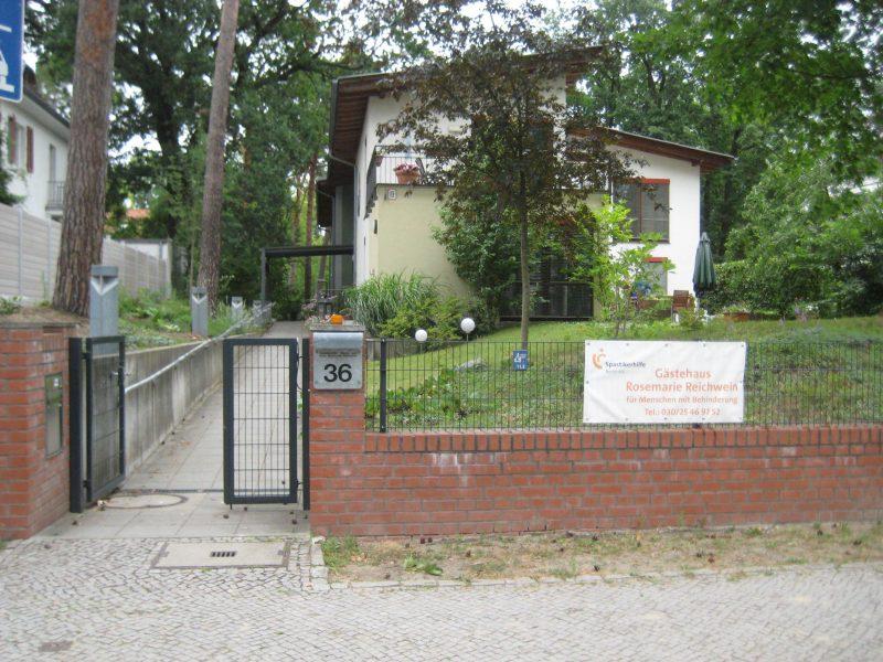 Haus Reichwein Berlin