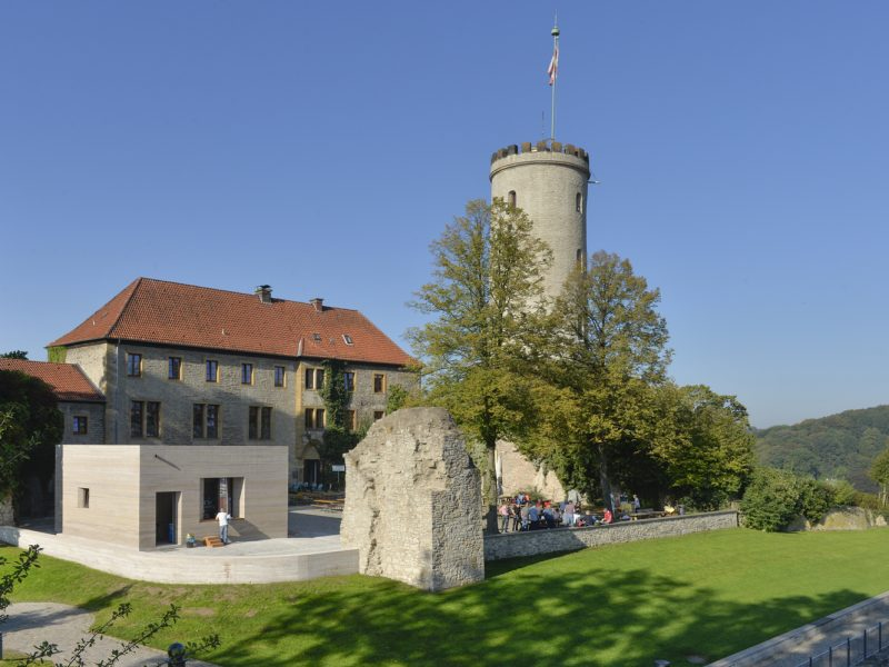 Besucher-Informationszentrum Sparrenburg